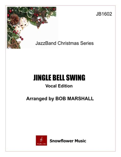 jingle bell swing jingle bell swing big band specials