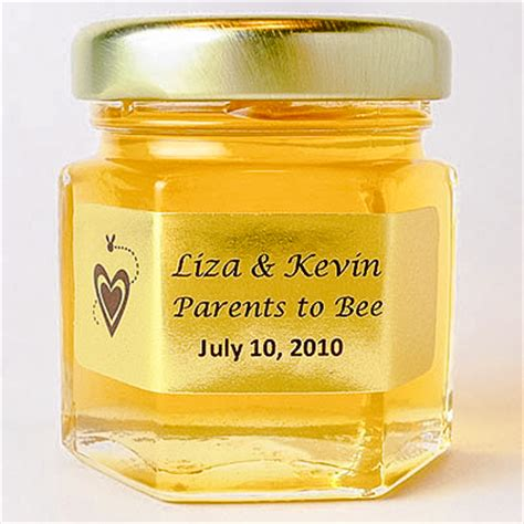 Baby Shower Favors Honey Jars by Small Baby Shower Honey Jar Favor Baby Favor