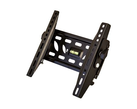 Breket Bracket Tv Lcd Kz 27 slim wall mount bracket tilt lcd tv led plasma vesa 17 20 21 23 27 30 32 37 ebay
