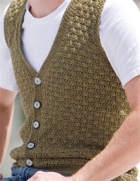 pattern crochet waistcoat 32 free crochet vest patterns for beginners patterns hub