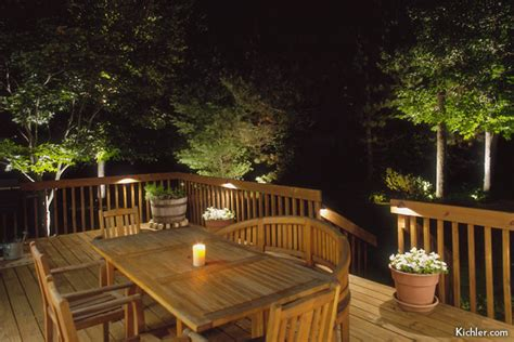 Patio Deck Lighting Ideas Outdoor Patio Lighting Ideas