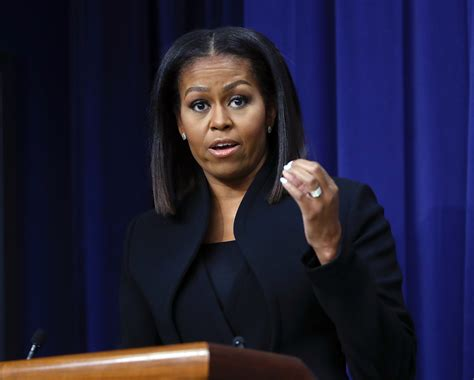 michelle obama news michelle obama chooses ellen degeneres for first post