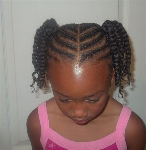 kids cornrow hairstyles pictures cornrow ponytail hairstyles for kids fashion