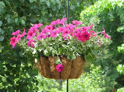 Schöne Balkonpflanzen by H 228 Ngende Blument 246 Pfe Sind Eine Tolle Deko Archzine Net