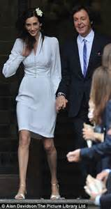 was jenny mccarthy ever with paul macarthy paul mccartney and nancy shevell wedding official