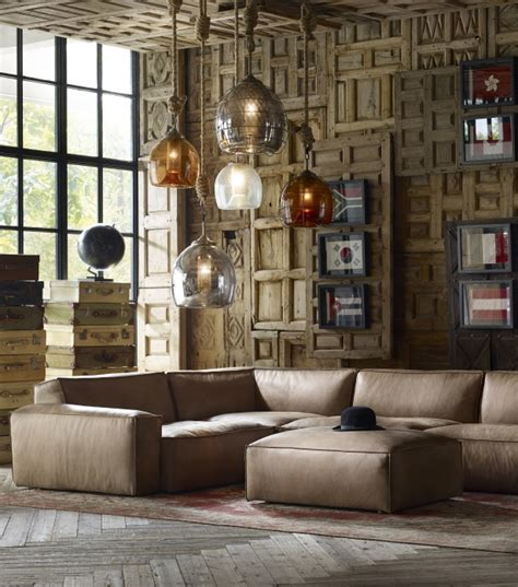 loft style sofa with classic loft style proportions nirvana large