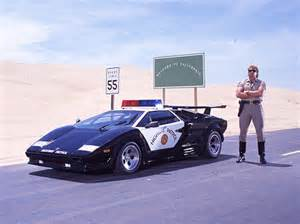 Lamborghini Cop Lamborghini Cop Car With Cop By Photoillustrators On