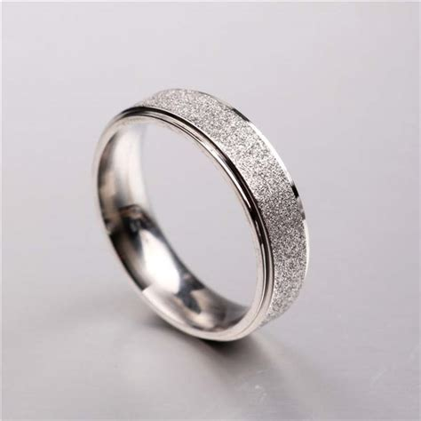 womens unisex silver rings