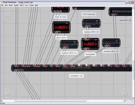 eleven rack vst matrixsynth abeem live technologies announces rack performer public alpha testing