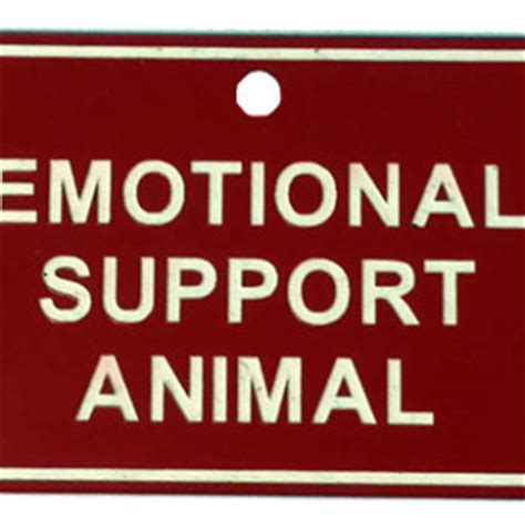 how to register your as an emotional support animal emotional support tag 187 us registry