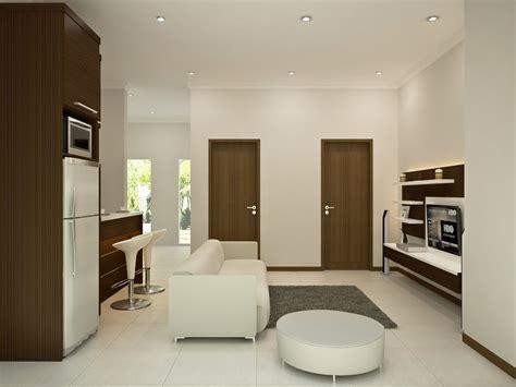 Multiplek Finishing Hpl dapur bersih dengan meja pantri dian interior design