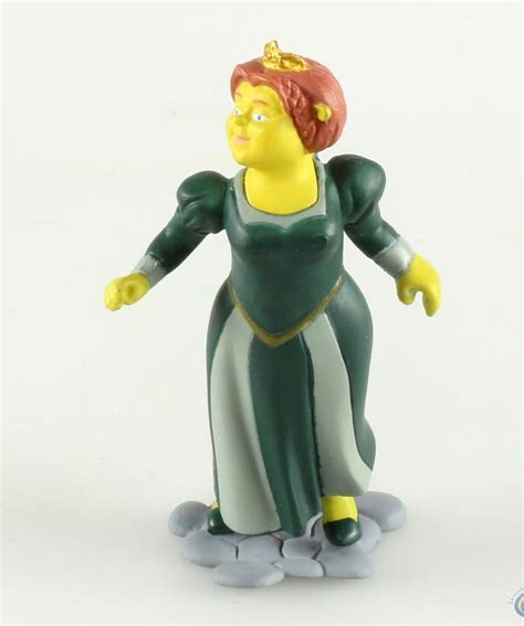 Figure Shrek shrek princess fiona 8 cm pvc figure the promotions