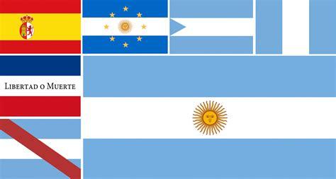 Imagenes De Las Banderas Historicas De La Argentina | banderas hist 243 ricas de argentina argentear