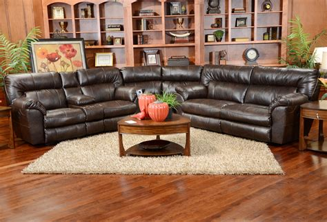 catnapper nolan sectional sofa