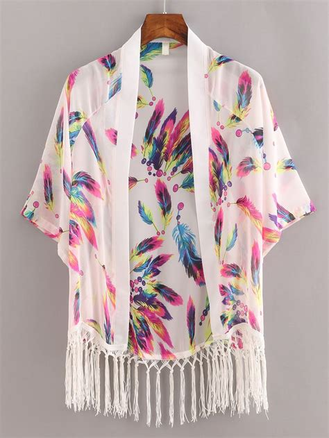 flower pattern robe 25 best ideas about feather print on pinterest feather