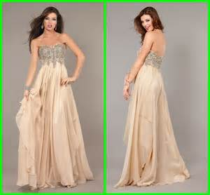 Pics photos champagne colored dresses