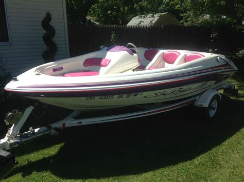sea ray sea rayder f16 boat for sale from usa - Sea Ray F16 Jet Boat For Sale