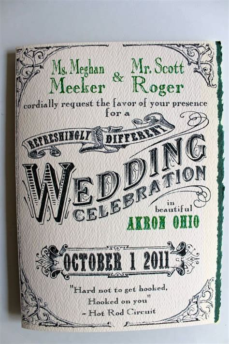 Custom Designed Wedding Invitations by Custom Designed Wedding Invitations Theruntime