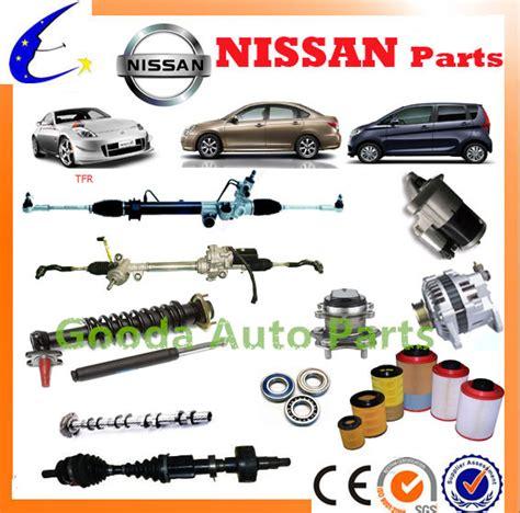 Sparepart Nissan wholesale car parts auto spare parts for nissan