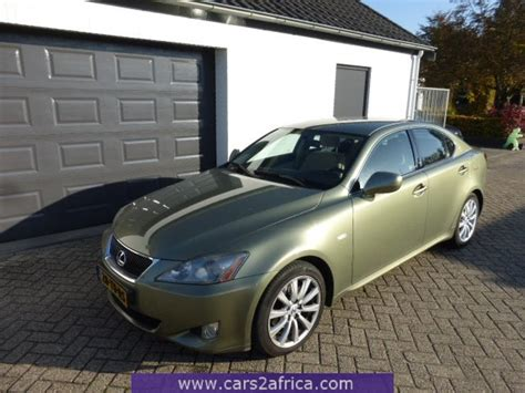 used lexus is lexus is 250 2 5 63896 used available from stock