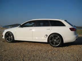 Audi Sport Wagon Audi Rs6 V10 Sport Wagon Pictures And Wallpapers