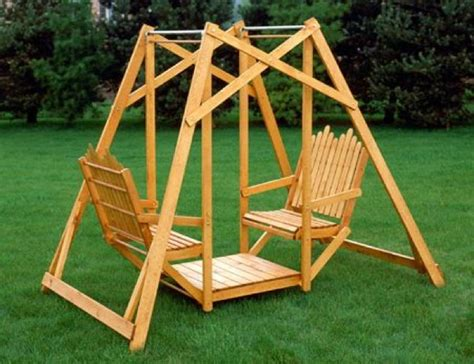 wooden glider swing plans tung oil finish wood floors double glider swing plans