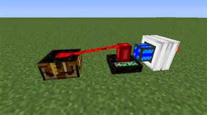 Automatic Crafting Table Advanced Crafting Table Minecraft Buildcraft Wiki