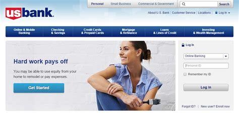 us bank login us bank banking login at usbank