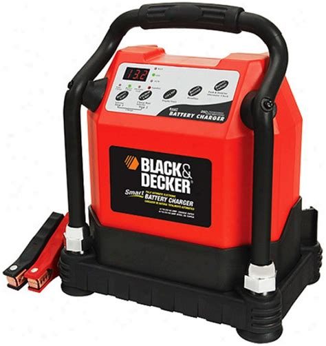 black decker smart battery charger black decker 40 smart battery charger with 110