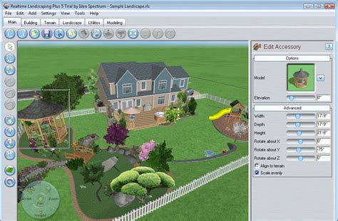 free landscaping software goenoeng