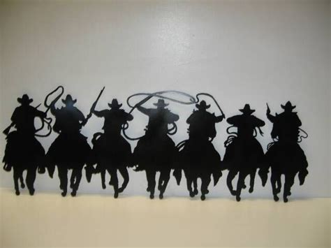 16 best images about silhouettes on pinterest cowboy and