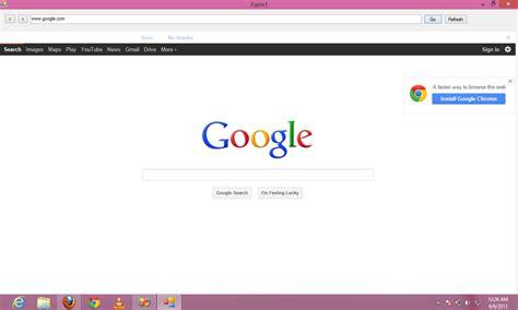 Cara Membuat Web Browser Sendiri Dengan Vb | cara membuat web browser sendiri dengan vb 6 membuat web