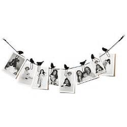 wire photo display frugal with a flourish