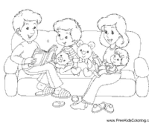 family reading coloring page reading family 187 coloring pages 187 surfnetkids