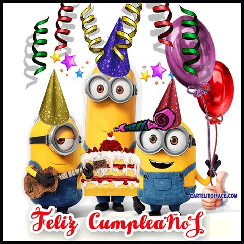 imagenes de happy birthday para ninos 9 best images about minions on pinterest amigos bobs