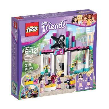 Mainan Salon Anak jual lego friends 41093 heartlake hair salon mainan anak harga kualitas terjamin