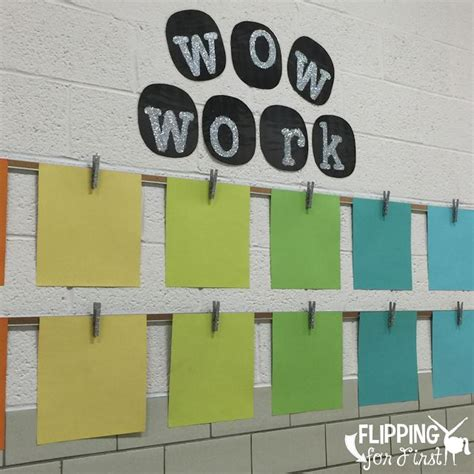 ideas for at work best 25 display student work ideas on student