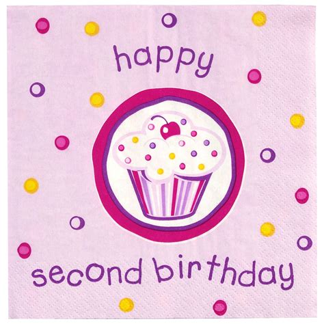 Happy 2nd Birthday Wishes For All Of My Experiences In My Life Happy 2nd Birthday
