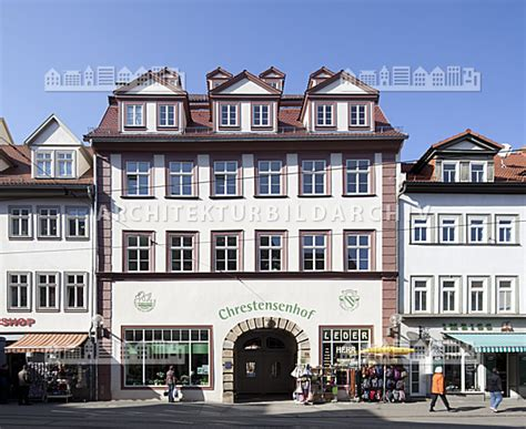 architekt erfurt chrestensenhof erfurt architektur bildarchiv