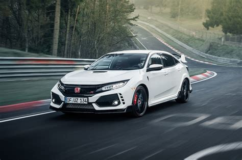 honda civic 2017 type r 2017 honda civic type r could start at 34 775 motor trend