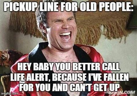 Funny Old People Meme - life alert haha pinterest