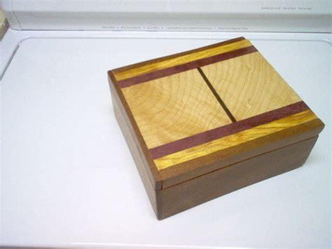 rare wood laminated cigar box by handsogold lumberjocks com woodworking community