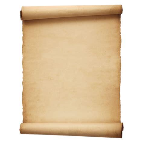 Make Paper Transparent - scroll paper transparent png stickpng