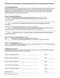 Letter To Lease Due To Mold Lease Letterprintable Real Estate Forms