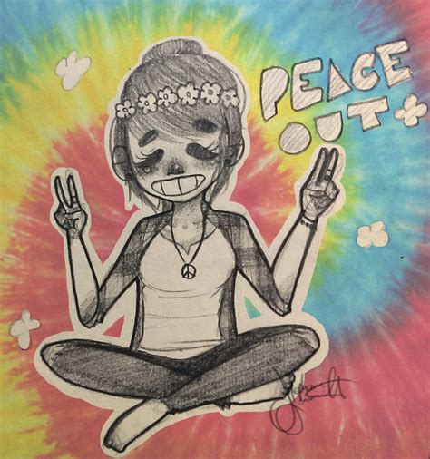 Peace Out Girlscouts 2 by Peace Out Scout By Thatcreepernextdoor On Deviantart