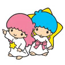 twin stars cute kawaii resources