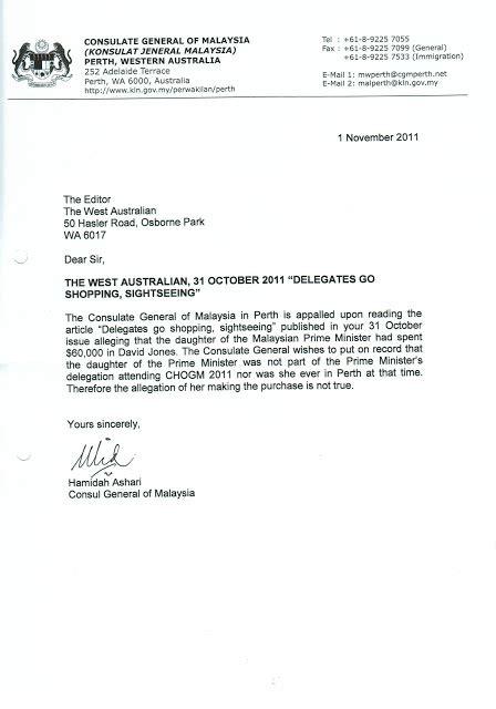 format surat kuasa english contoh surat rasmi syarikat contoh z