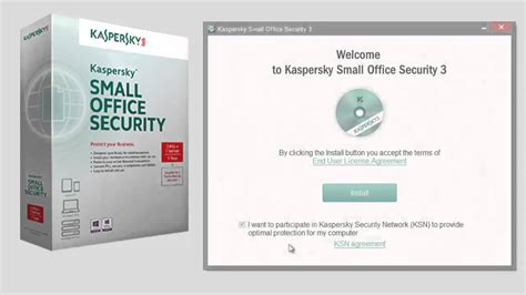 Kaspersky Small Office Security by Kaspersky Small Office Security 2014 5 Pcs 1 Server 5