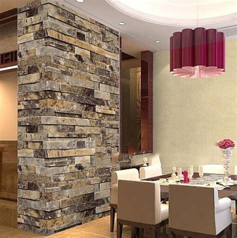 modern brick wall wallpaper roll modern wallpaper brick wall 3d