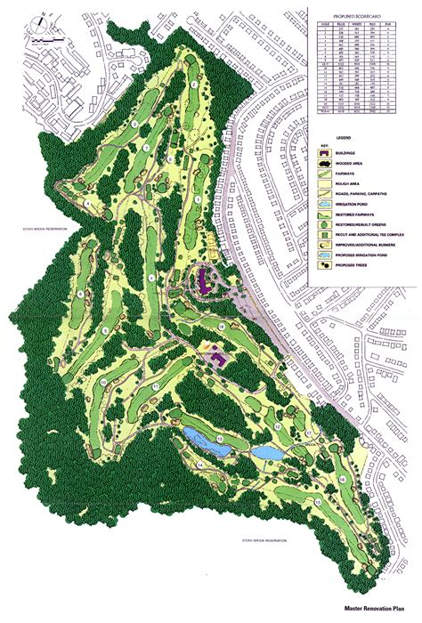 Of New Master Mba Course Plan by Mungeam Cornish Golf Design